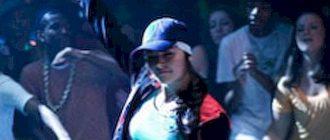 Fryzury Hip Hop